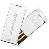 TRANSCEND JetFlash 4GB [T3] - Silver - USB Flash Disk Basic 2.0